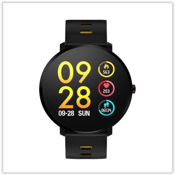 Смарт Часы K9  мониторинг артериального давления, пульса, треккер, шагомер
