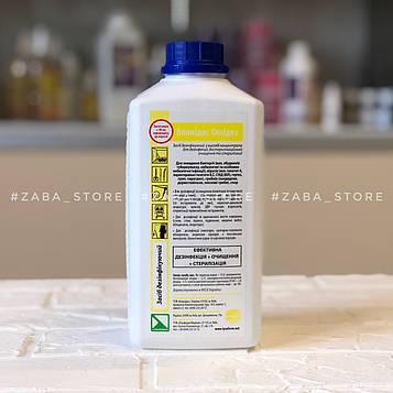 Бланидас оксидез, средство для дезинфекции и холодной стерилизации инструментов, 1 л