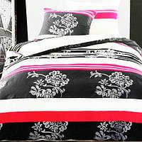 Комплект постельного белья из сатина  Romance - 5036