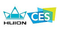 Huion на выставке CES2020.