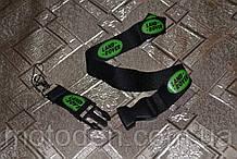 Шнурок на шею для ключей Land Rover чёрный
