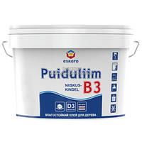 Клей ESKARO B3 Niiskuskindel Puiduliim влагостойкий для древесины, 10 л