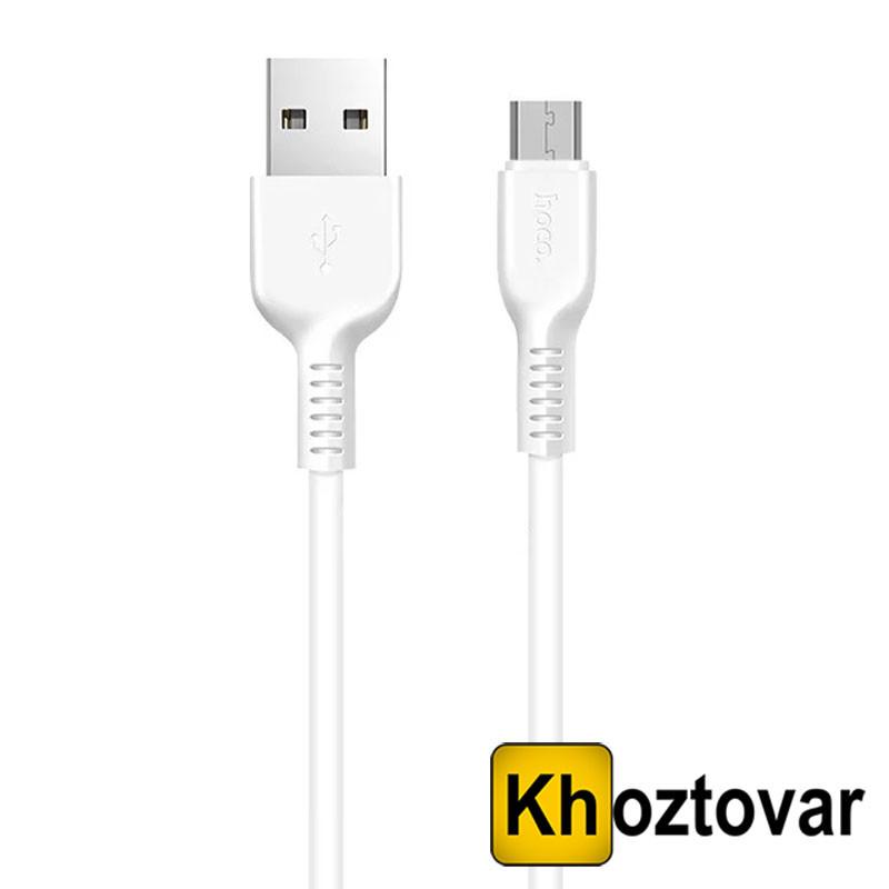 Кабель micro USB Hoco X13