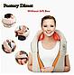 Роликовый массажер для спины и шеи Massager of neck kneading, фото 7