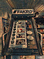 Дахові вікна Fakro FTS-V U2 78*118
