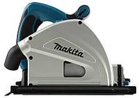 Пила дисковая Makita SP 6000 погружная, 165 мм, 1300 Вт, 4,4 кг (SP6000)