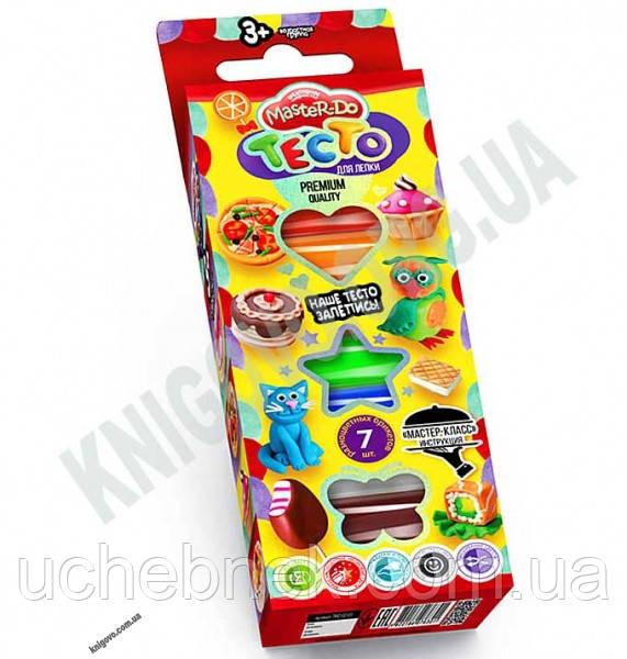 Master Do Тесто для лепки 7 цветов Код TMD02057 Изд: Danko Toys