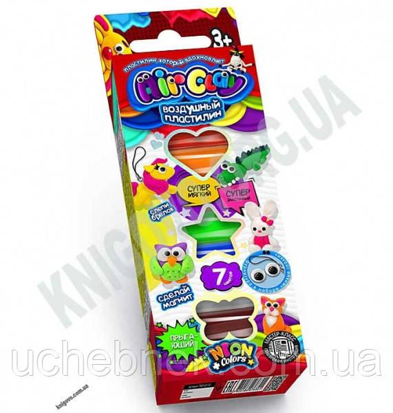 Воздушный пластилин 7 цветов Код ARCL0102 Изд: Danko Toys