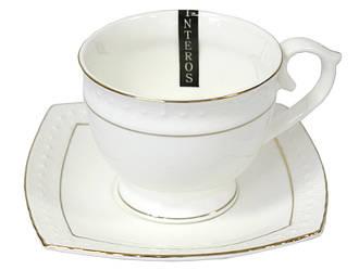Чашка чайна Interos Снігова королева 506710 280мл кругла
