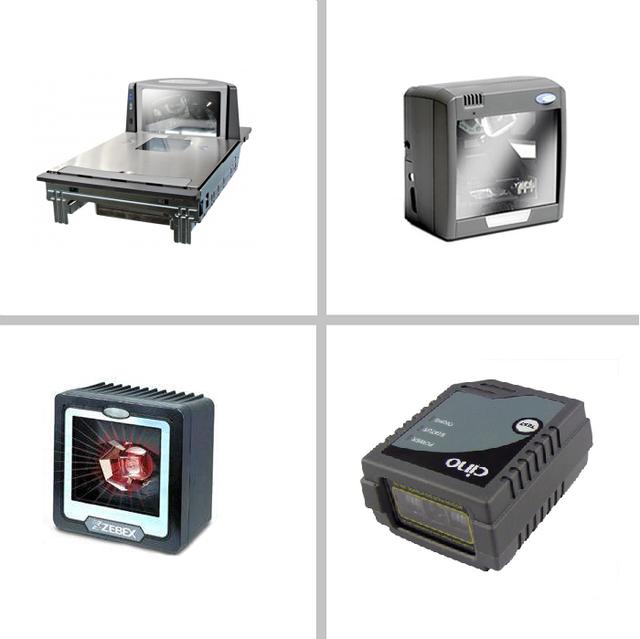 Многоплоскостные и встраиваемые сканеры штрихкода