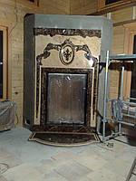 Классический камин из мрамора, фото 1