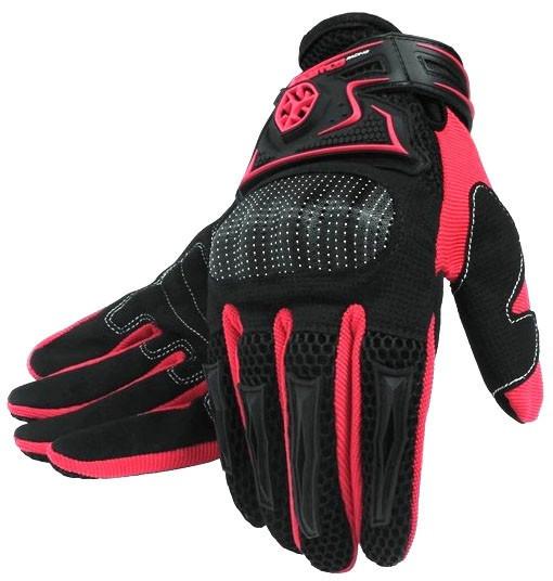 Мотоперчатки Scoyco MC23 Red