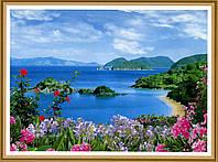 Фотообои, Мальдивские острова 8 листов, 140х103 см