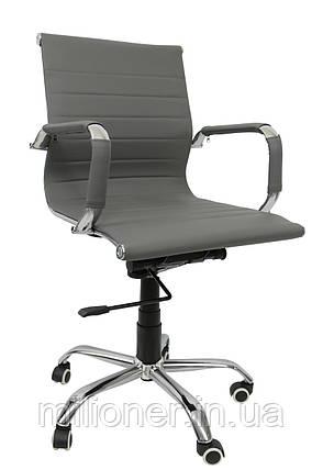 Кресло Bonro B-605 Grey, фото 2