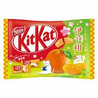 Kit Kat Mandarin Упаковка