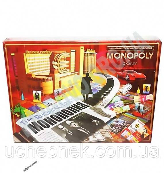 Экономическая настольная игра Монополия Код: SPG08