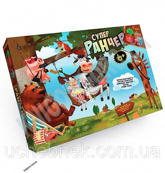Настольная игра для всей семьи Супер ранчер Код: GFL0101 Изд: Danko Toys