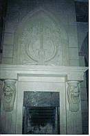 Эксклюзивный камин из мрамора, фото 1