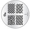 Диск для стемпинга Konad Image Plate M093