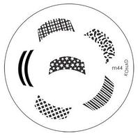Диск для стемпинга Konad Image Plate M044, фото 1