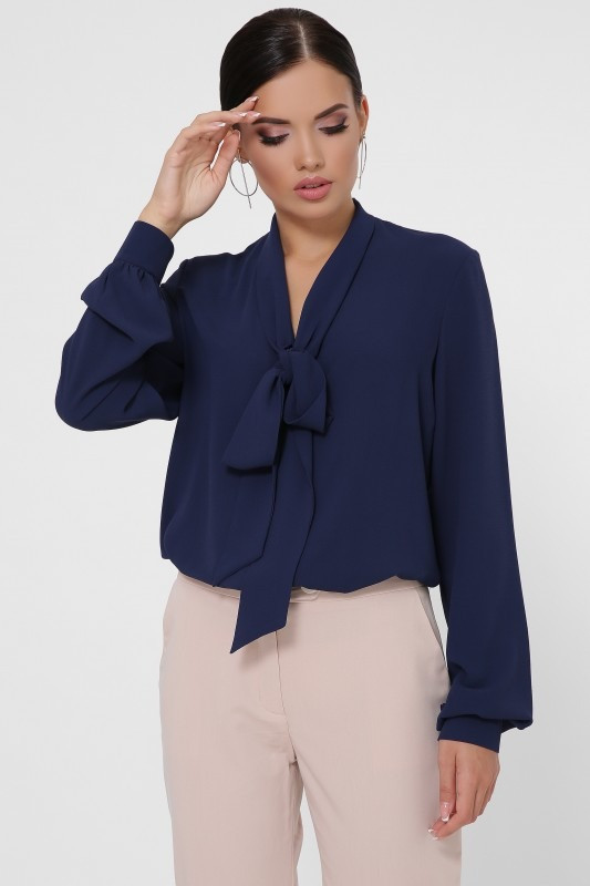 Блуза свободного кроя Maryam 4 цвета (42-48)