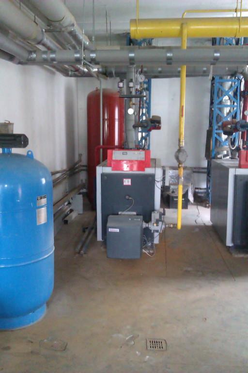 Проектрирование монтаж системы отопления 1