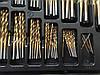 Набор сверл Lex LXC1700 170шт  /  ( 8.5 - 10.0 мм )  ( 1.0 - 8.0 мм ), фото 2