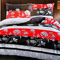 Комплект постельного белья из сатина Ethno - 5068