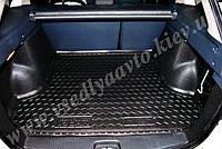 Коврик в багажник RENAULT Logan MCV с 2013-2019- гг. универсал (AVTO-GUMM) пластик+резина