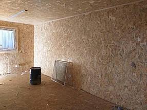 Строительная бытовка «Эконом» 2.4х6 м, фото 3