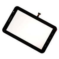 Оригинальный тачскрин / сенсор (сенсорное стекло) для Samsung Galaxy Tab P1000 | P1010 (черный цвет)