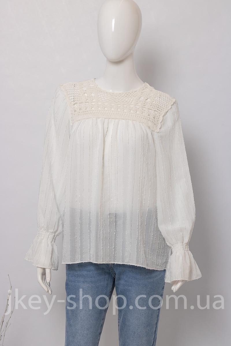 Блуза женская MIHOS TX11537 WHITE