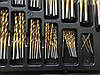 Качественный набор сверл Lex - LXC1700   /  170шт, фото 3