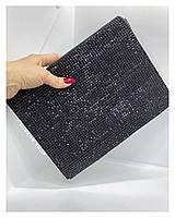 Фотофон коврик для фотографий маникюра (черный)