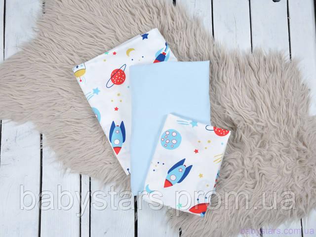 сменное постельное белье для новорожденных