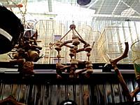 Игрушка для попугая (Небоскреб)