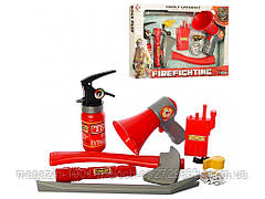 Набор пожарника. Firefighting F002