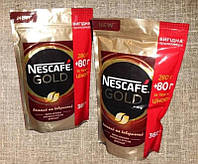 Растворимый кофе Nescafe Gold 280+80 г (360 г)