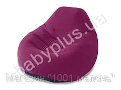 Велюр кресло. Intex 68584