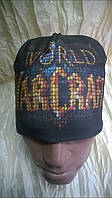 Мужская спортивная шапка с цветной  фотопечатью