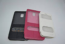 "Чехол-книжка ""OSCAR"" SAMSUNG S7582 WHITE, фото 2"