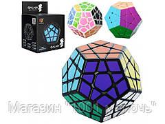 Кубик Многогранник 8 см. 0934C-4