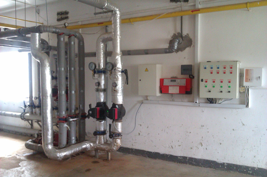 Проектрирование монтаж системы отопления 3