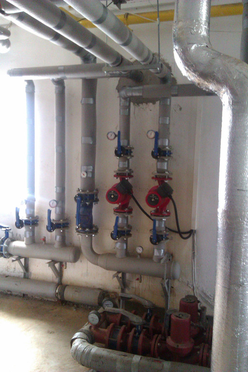 Проектрирование монтаж системы отопления 4