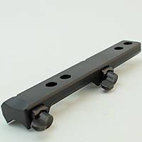 5092-00193 Кронштейн MAK для установки на оружие Blaser колец, ночных прицелов YUKON PHANTOM, COT, DEDAL