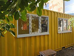 Морський 20-футовий контейнер-побутівка, фото 3