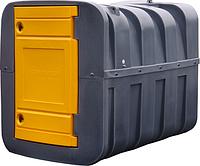 Мини АЗС Резервуар Swimer 2500 л (емкость, бочка) для дизельного топлива ДТ с узлом раздачи Piusi