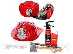 Набор пожарника. 9918 B