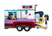 """Конструктор для девочек BELA Friends (аналог LEGO Friends) """"Трейлер для лошадей"""" 387 деталей, 10561"""