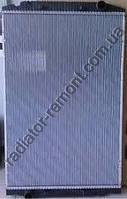 Радиатор IVECO Stralis (с рамкой)